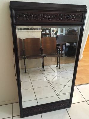 Antique mirror for Sale in Yucaipa, CA