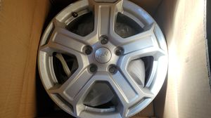 Jeep 17 rims. 50%off for Sale in Pittsburgh, PA