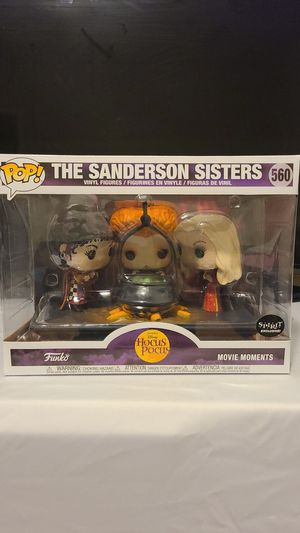 The Sanderson Sisters Funko pop for Sale in West Covina, CA