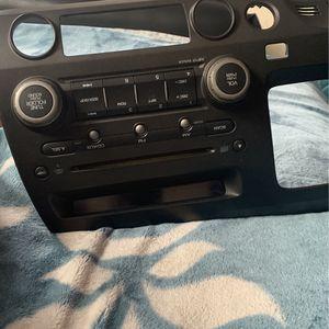 Honda Civic Lx 2006 Radio for Sale in Brooklyn, NY