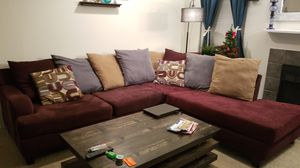 Couch L shaped for Sale in Alexandria, VA