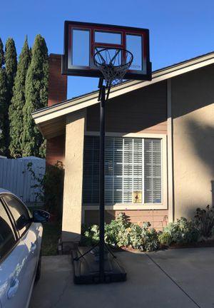 Basketball hoop for Sale in Lakewood, CA