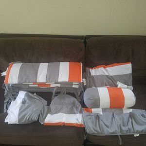 Baby Bedding And Car Seatcover for Sale in Chico, CA