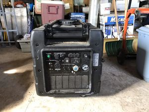Powerhouse 3300watts 30 amp silent generator for Sale in Rogue River, OR
