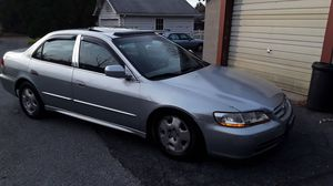 Honda accord 2001 v6 trade for a pick up truck for Sale in Lebanon, PA
