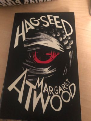 Margaret Atwood Hag-Seed author of Handmaids Tale for Sale in Chicago, IL