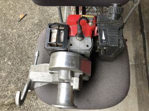 Gas Powered Windless Wench, portable for Sale in Portland, OR