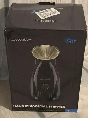 SKY Coconnby Nano Ionic Facial Steamer. for Sale in Waterbury, CT