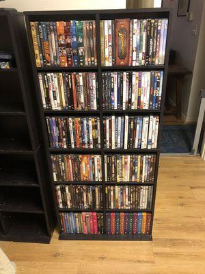 DVD storage shelf for Sale in Oak Harbor, WA
