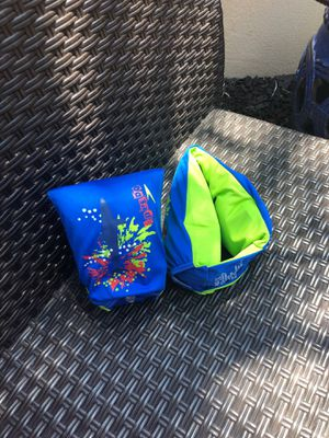 Speedo swimmers (arm band floaties) for Sale in San Diego, CA