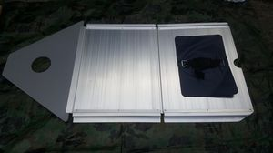 Aluminum floor board to 7.5 ft inflatable boat / raft / dinghy / tender for Sale in Seattle, WA