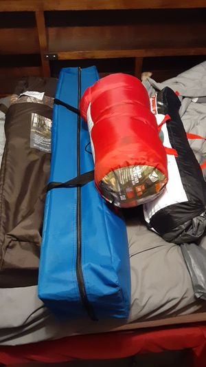 Camping gear for Sale in Buckley, WA