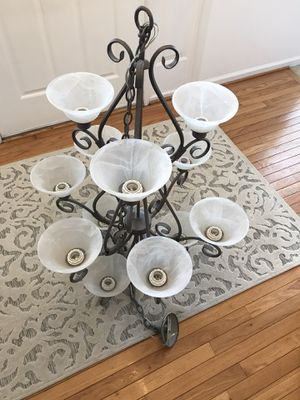 Ceiling light fixture SHADES ONLY for Sale in Upper Marlboro, MD