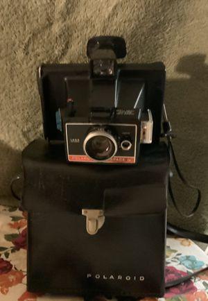Polaroid Camera and Case for Sale in Cerritos, CA