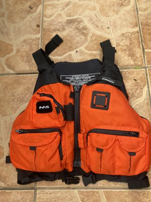 NRS Chinook pdf Life jacket,Life jacket /This one has very good reputation for Sale in Davenport, FL
