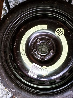 Original Audi spare tire for Sale in Federal Way, WA