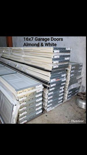 Garage Door Parts and More.. for Sale in Cypress, TX
