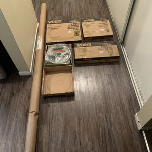 300 Lb Weight Set Included Barbell 2x45, 2x35, 2x25, 2x10, 4x5 And 2x2.5. for Sale in Hacienda Heights, CA