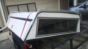 Camper shell for a 8ft longbed chevy truck for Sale in Saint Charles, MO