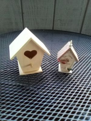 Birdhouse decorations for Sale in Fresno, CA