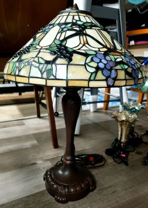 NEW Tiffany Stained Glass Style Decorative Table Lamp: njft hsewres home decor for Sale in Burlington, NJ