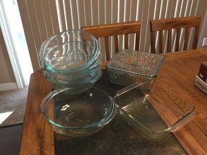 Pyrex glass bowls for Sale in Casa Grande, AZ