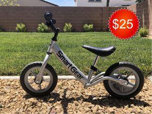 SmartGear Kids Balance Bike for Sale in Las Vegas, NV
