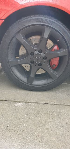 Rims and tires for sell have 4 for Sale in Moreno Valley, CA
