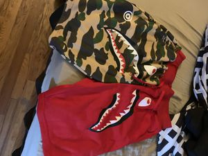 Bape shorts for Sale in Manchester Township, NJ