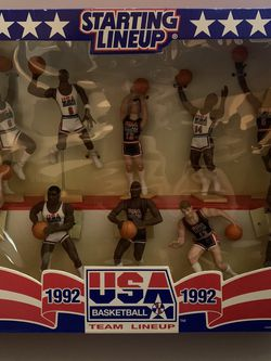 1992 Usa Basketball Team Action Figures for Sale in Federal Way,  WA