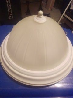 Flush mount light fixture for Sale in Ashburn, VA