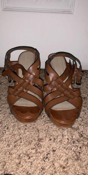 Brown high heels for Sale in Goddard, KS
