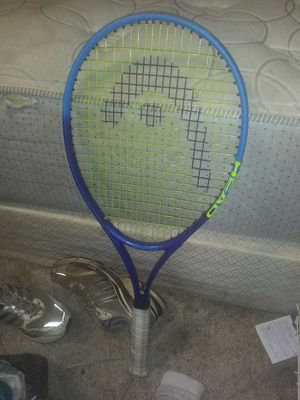 Head tennis racket usually $100 for Sale in Oklahoma City, OK