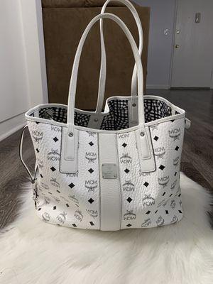 MCM Large Reversible White Designer Bag for Sale in Irvine, CA