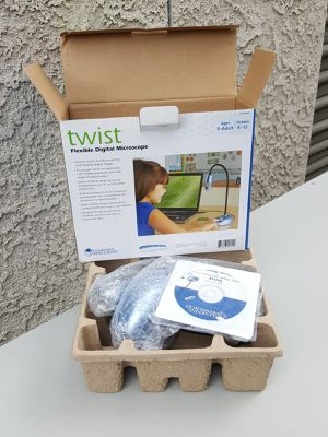 Microscopio digital - Twist™ Flexible Digital Microscope for Sale in Pomona, CA