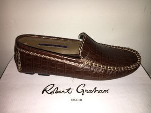 Verrazano Leather shoes by Robert Graham for Sale in Scottsdale, AZ
