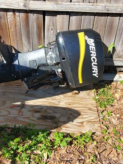 2005 50 Mercury Outboard for Sale in Tampa,  FL