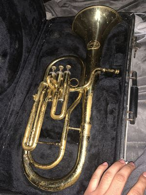 Saxor - alto horn Jupiter for Sale in Fresno, CA