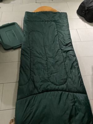 Hiking sleeping bag for Sale in Hollywood, FL