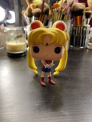 Funko Pop Sailor Moon and Luna for Sale in Mission Viejo, CA