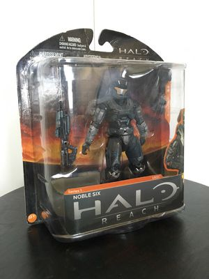 Series 1 Halo Reach Noble Six Figure for Sale in Lorain, OH