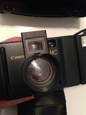Vintage Canon MC Rare with telephoto 2.0x lenses for Sale in Houston, TX