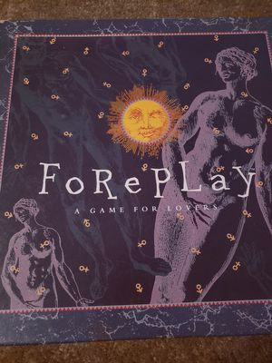 Foreplay - A board game for lovers for Sale in Windermere, FL