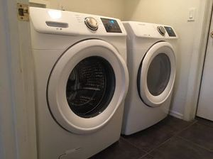 Samsung Washer and Electric Dryer Set for Sale in Chandler, AZ