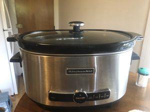 Kitchen aid crockpot for Sale in Boston, MA