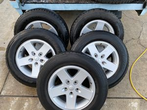 Jeep wheels & tires for Sale in Chula Vista, CA