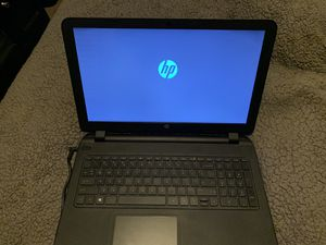 HP 15.6 inch laptop computer/ touch screen for Sale in Hanford, CA