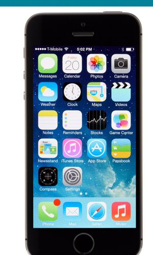 iPhone 5s space gray 16gb for Sale in Mount Gilead, OH