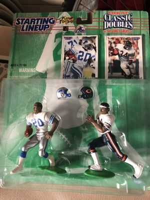 Old Football Collectibles/ Action Figures for Sale in San Jose, US