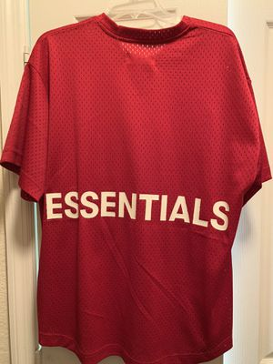 Fear of God essentials jersey for Sale in Orlando, FL